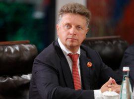 СМИ узнали о возможном переходе экс-министра Соколова в «Аэрофлот»