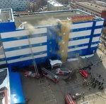 Владелец горевшего накануне здания ТЦ «Персей для детей» поможет деньгами семье погибшего