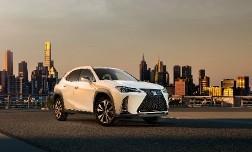 Серийный Lexus UX покажут 6 марта на автосалоне в Женеве