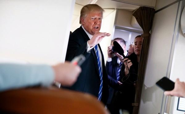 Трамп прокомментировал итоги расследования о его сговоре с Россией