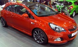 Opel Corsa - лечение растениями
