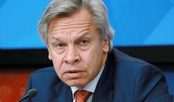 Пушков ответил наантироссийское заявление экс-депутата Рады&nbsp