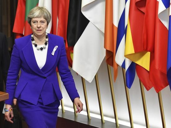 Евробонды России не боятся Терезы Мэй
