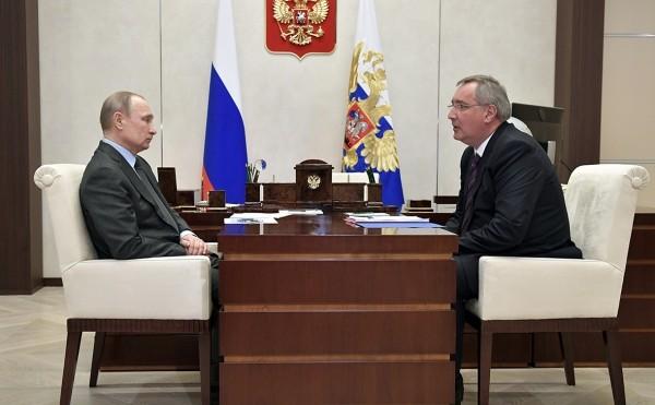 Рогозин рассказал Путину о прекращении госфинансирования АО «ГЛОНАСС»