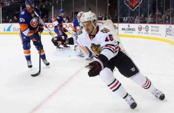 Хоккеист «Чикаго» Анисимов прибыл врасположение сборной России&nbsp