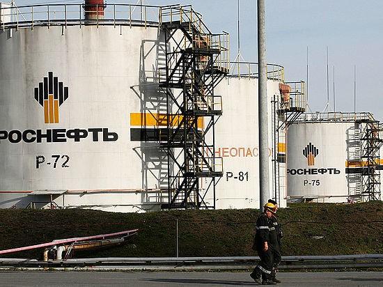 """""""Роснефть"""" поможет Катару утилизировать углекислый газ"""