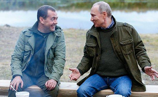 Медведев заявил, чтоготов работать там, гдесможет принести максимальную пользу стране&nbsp