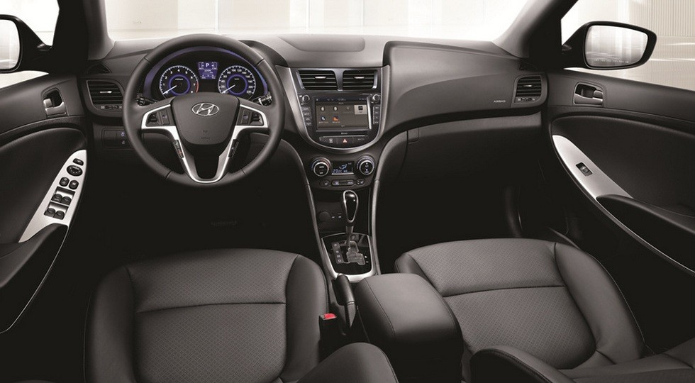Hyundai Solaris прошлого поколения: представлена обновлённая версия