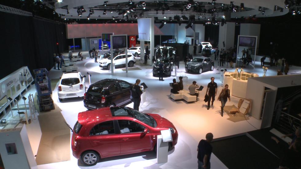 От Парижского автосалона отказались VW и ещё несколько брендов. Почему?