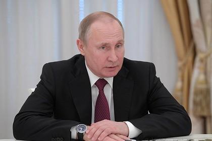 Путин обозначил требования кновому правительству&nbsp