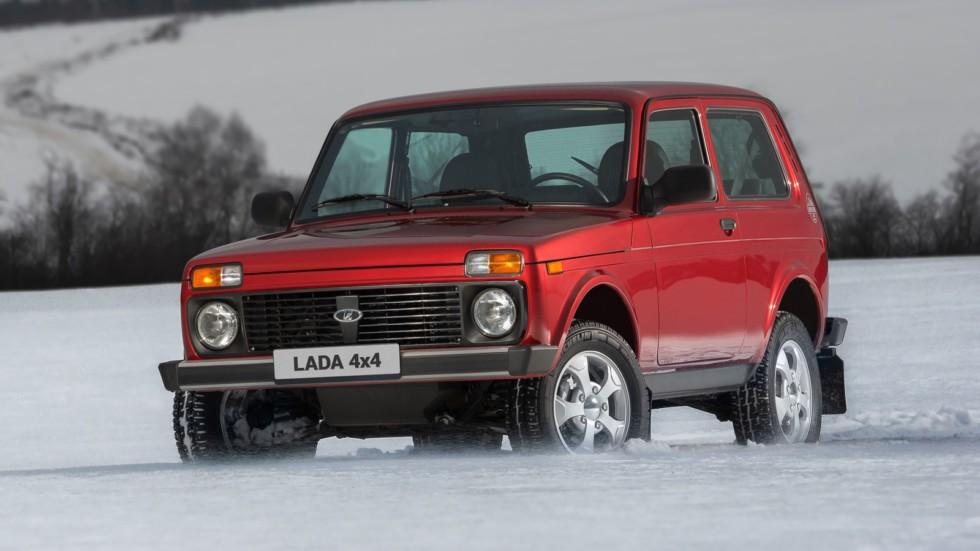 ТОП-10 SUV России: в «минусе» только модели Renault