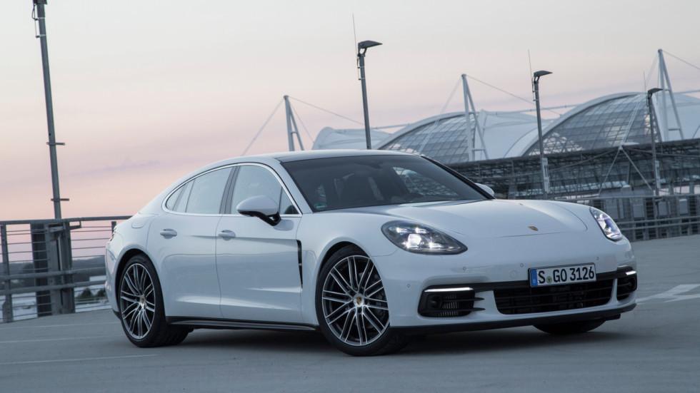 Porsche временно прекратил прием заказов на автомобили