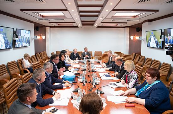 Парламентарии России иСловакии высказались заразвитие сотрудничества&nbsp