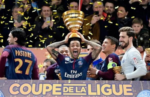 «ПСЖ» четвертый разподряд выиграл Кубок Франции&nbsp