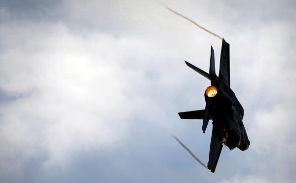 Израиль заявил о первом в истории боевом применении истребителя F-35