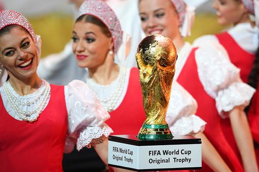 Кубок чемпионата мира пофутболу прибыл вКазань&nbsp