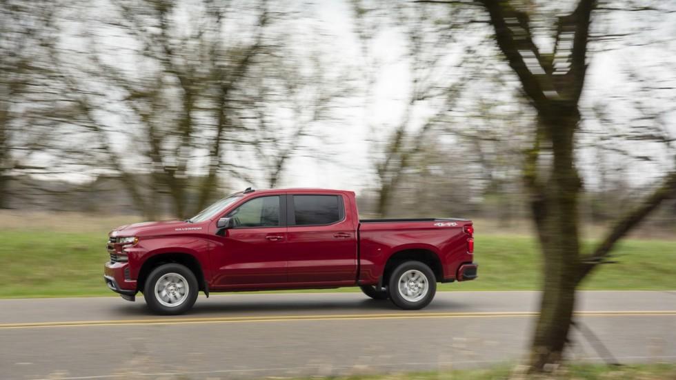 Новый Chevrolet Silverado получил «турбочетверку»