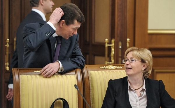 Топилин и Скворцова сохранят посты в правительстве