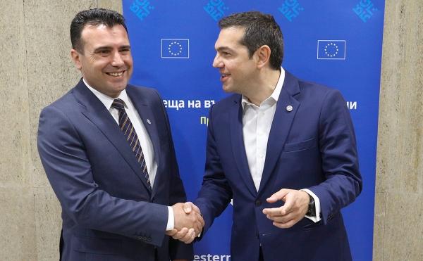 Премьер Македонии раскрыл новое возможное название страны