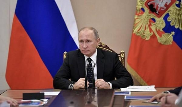 Путин обсудил сСовбезом авиаудары Израиля поСирии&nbsp