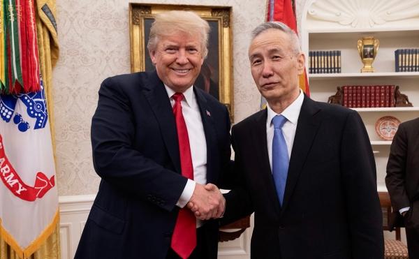 СМИ узнали об уступке КНР на $200 млрд по торговой войне с США