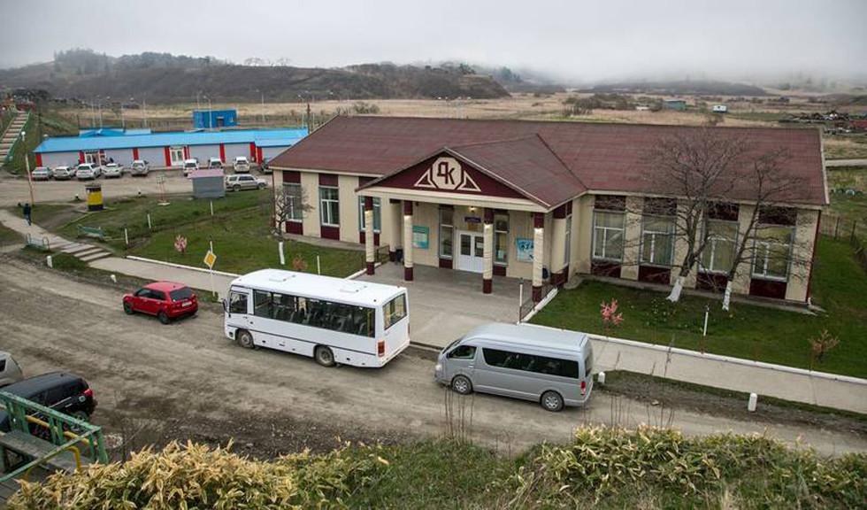 Первые асфальтированные дороги появятся на острове Шикотан