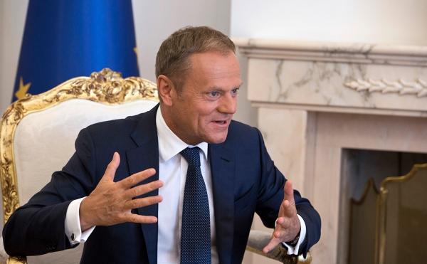 Туск заявил об избавлении от иллюзий после разрыва США сделки с Ираном