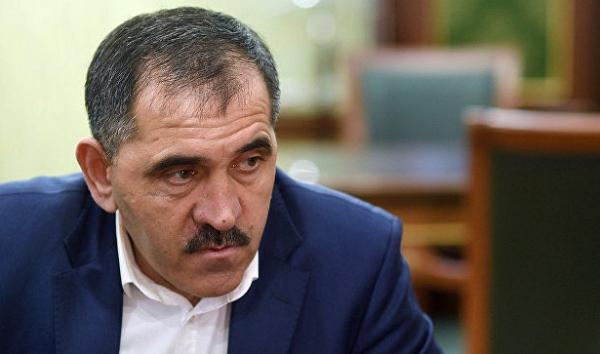 Евкуров выразил соболезнования из-засобытий вГрозном&nbsp