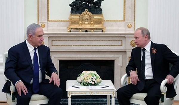 Встреча Нетаньяху иПутина прошла успешно, заявил посол Израиля вРоссии&nbsp