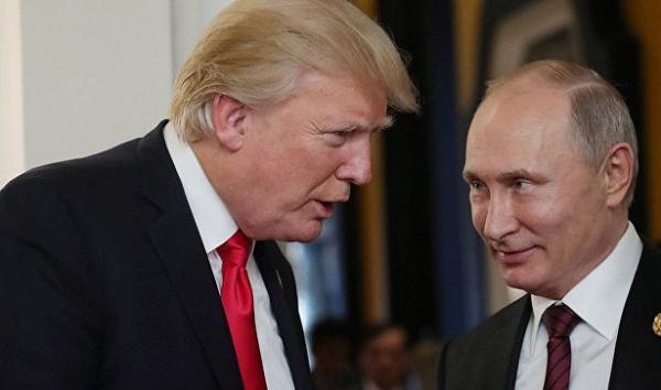 ВНАТО предсказали успех встречи Путина иТрампа&nbsp