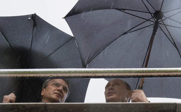 Греф предупредил о рисках для банков из-за нефтяного налогового маневра