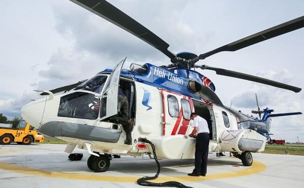 Airbus заключила контракт на €555 млн на поставку 55 вертолетов Украине