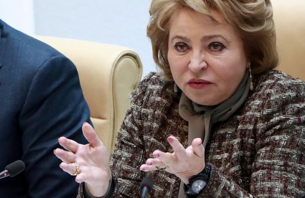 Матвиенко поприветствовала Керимова, назвав его«французским сидельцем»&nbsp