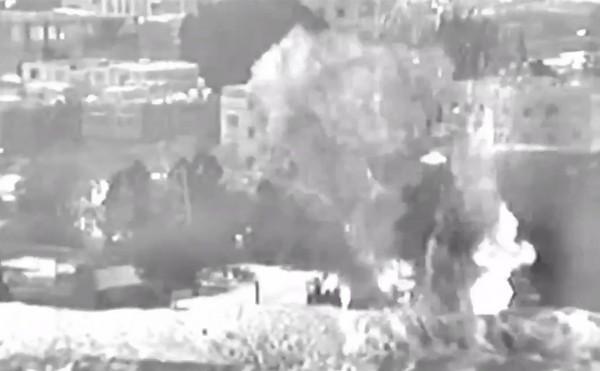 Израиль нанес воздушные удары по десяткам целей ХАМАС в секторе Газа