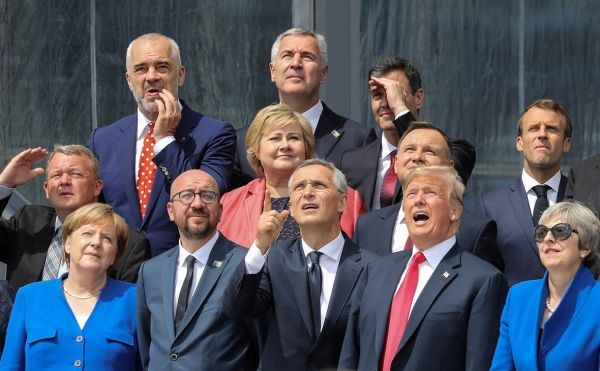 Траты по-американски: о чем договорился Трамп на саммите НАТО в Брюсселе