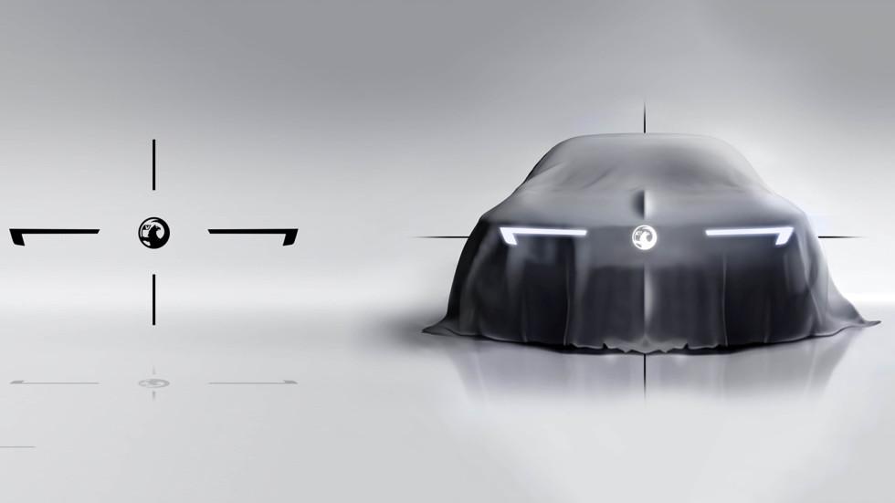 Opel рассказал о новом дизайне будущих моделей