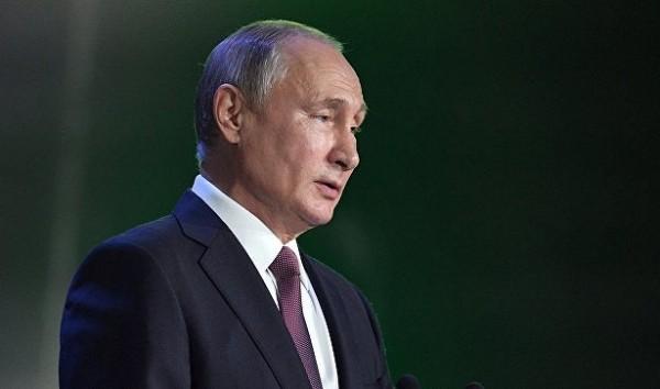 Работа металлурга всегда пользовалась особым почетом, заявил Путин&nbsp