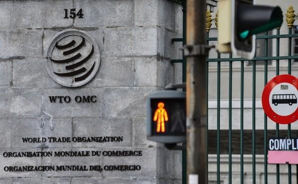 ВТО резко понизила прогноз роста мировой торговли