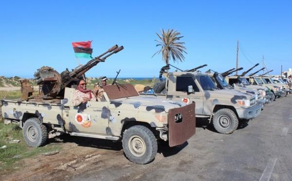 Появилось видео эвакуации военного персонала США из Ливии