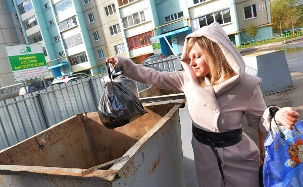 Эксперты оценили стоимость выброшенных россиянами продуктов в ₽1,6 трлн