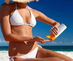Доказан вред солнцезащитного крема