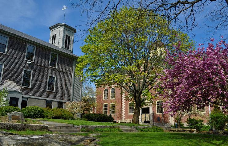 Штат Массачусетс - сердце Новой Англии в США