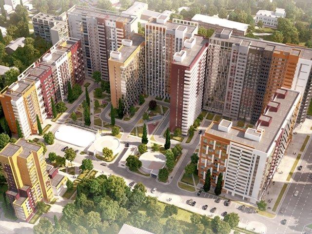 АО «Мосотделстрой № 1» приступил к работе над ЖК «Терлецкий парк»