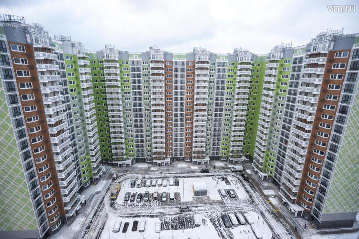 За два года более 14 тысяч человек переехали в новые дома по программе реновации