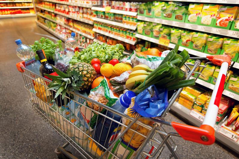 Россияне начали экономить на продуктах