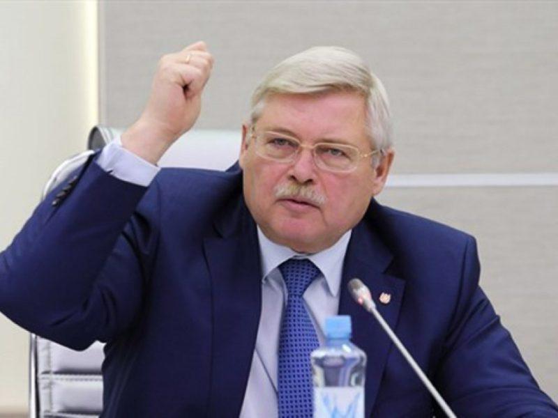 В Томской области ввели режим полной самоизоляции