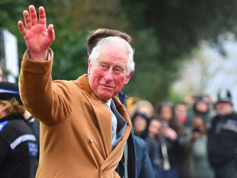 Принц Чарльз вылечился от коронавируса