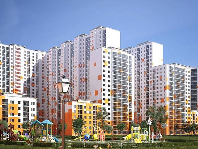 Для покупателей квартир в ЖК «Мегаполис» построят компенсационный дом