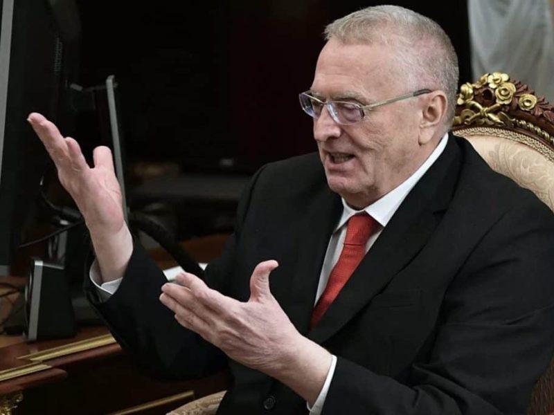 Жириновский предложил отнять у граждан право на выбор президента