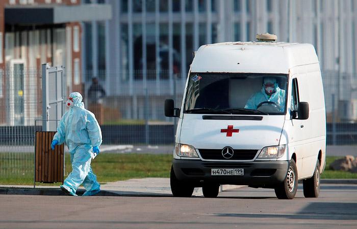 В Москве положительная динамика по заболевшим COVID-19